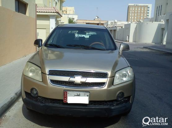Chevrolet Captiva LT 2007