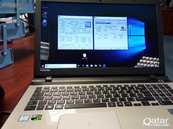 i7 High Spec Laptop(1TB HDD, 8GB RAM, 4GB Graphics)