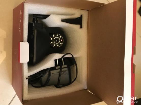 2 x EasyN IP security cameras