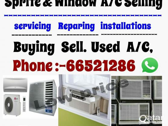 A/c selling buying service gas repair and all maintenance, Please call 66521286