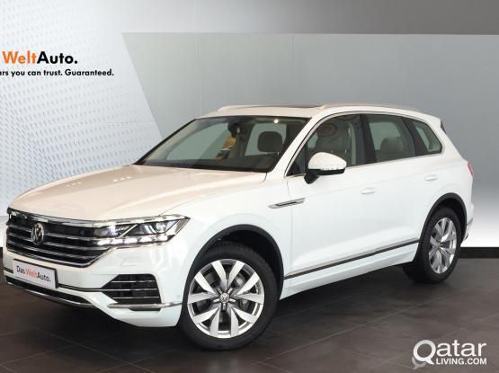 Volkswagen Touareg Sport 2018