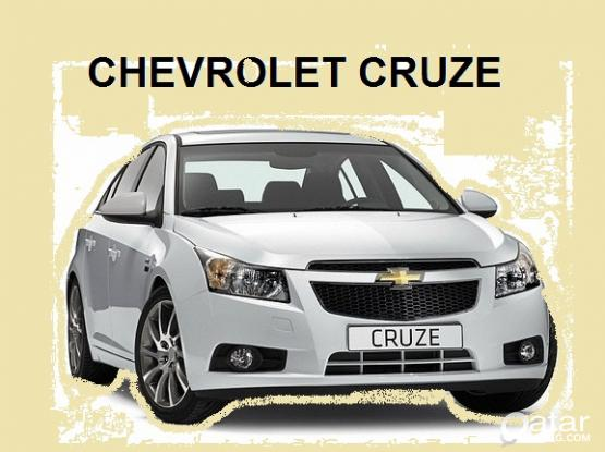 CHEVROLET CRUZE 2016 Model @55 daily
