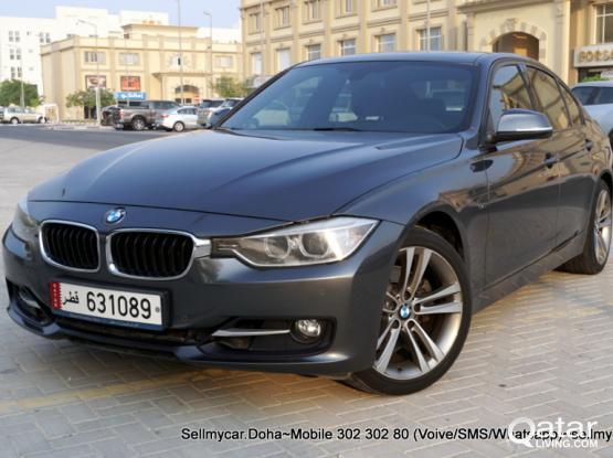 BMW 3-Series 328 i 2015