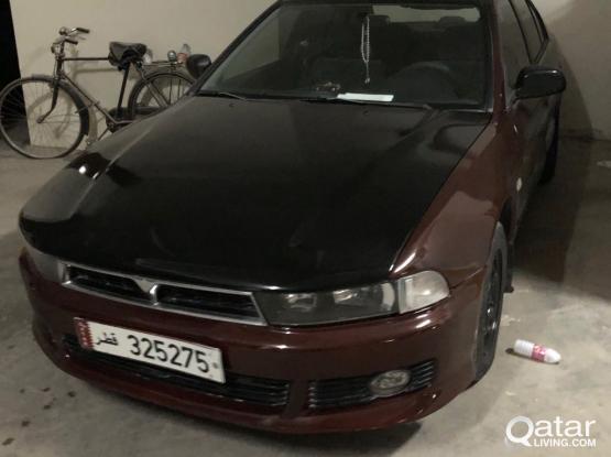 Mitsubishi Galant 2006