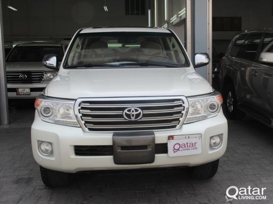 Toyota Land Cruiser GXR 2015