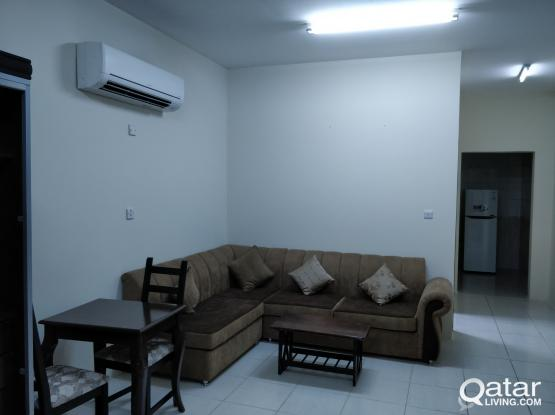 Spacious FF Studio in Mansoura WTH Balcony