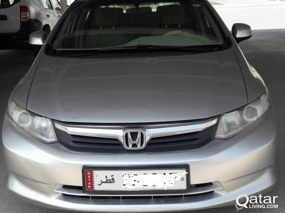 Honda Civic LXi 2012