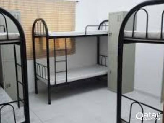 Bed space available for bachelors