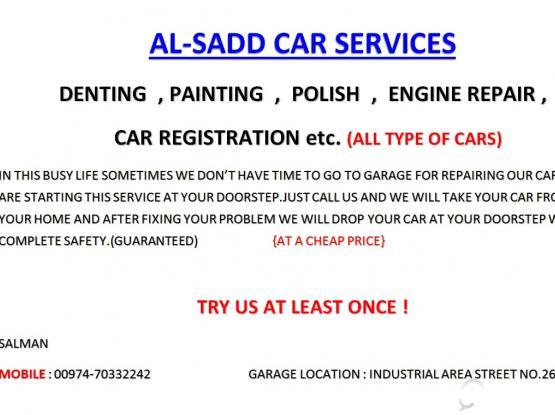 Istamara Renewal / Cars Repairing