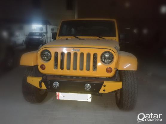 Jeep Wrangler Sahara 2012