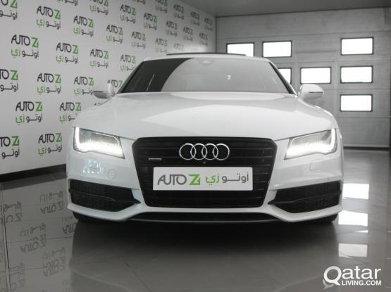 Audi A7 Standard 2015