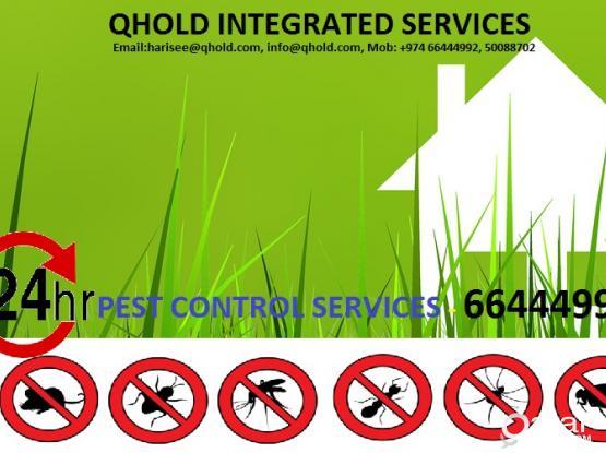 PEST CONTROL SERVICES - 100% Satisfaction - 66444992