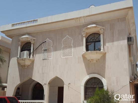 1   bedroom,  hall,kitchen include electric,water,internet -thumama near almeera