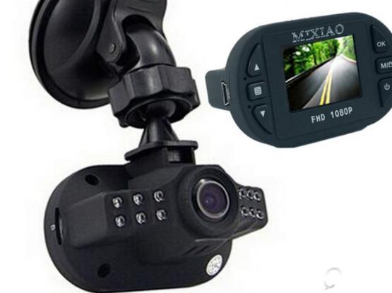 HD Car DVR C600