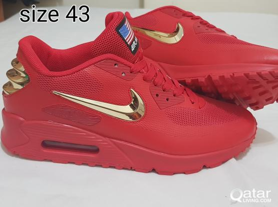 Air Max 1 Red&Gold 2.0 LE