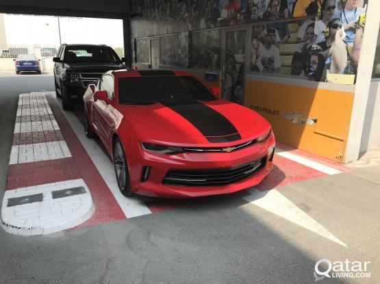Chevrolet Camaro RS 2017