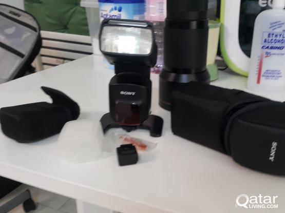 Sony Flash Gun HVL F60M