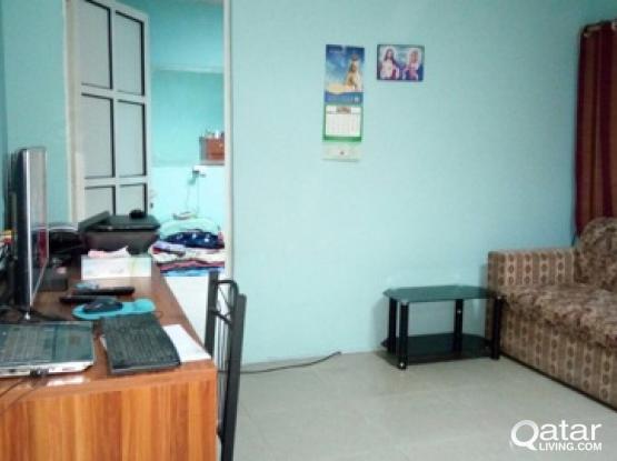 2 BEDROOM  FAMILY ROOM FOR RENT IN AL DAFNA