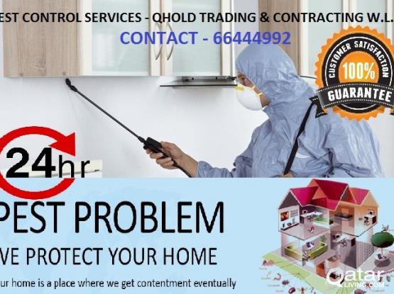 PEST CONTROL SERVICES(cheap price) - 66444992