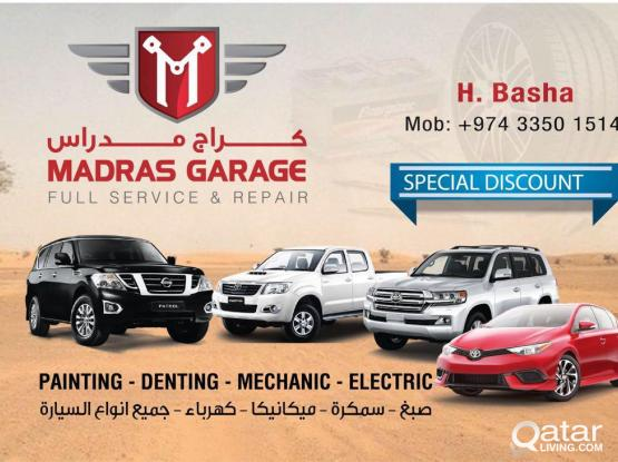 Madras Garage