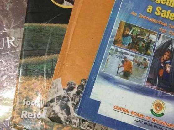class VIII CBSE books