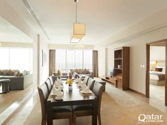 1 Bedroom Apartment in West bay - InterContinental The City