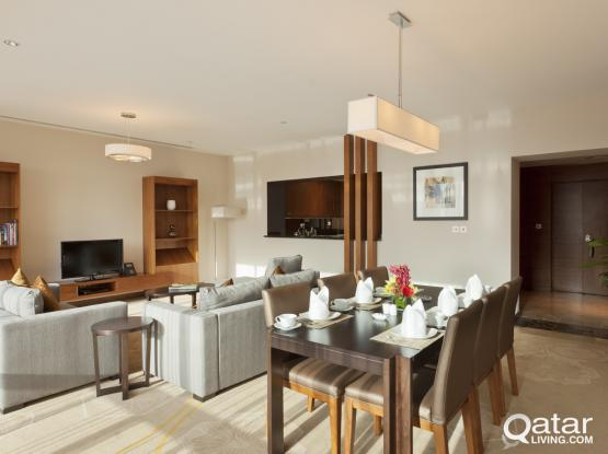 2 Bedroom Apartment in West Bay - InterContinental The City
