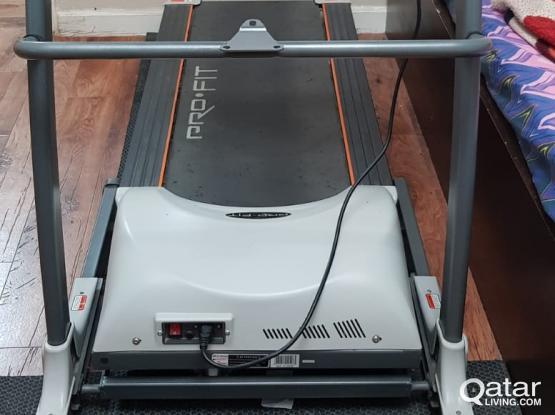 Very good Treadmill