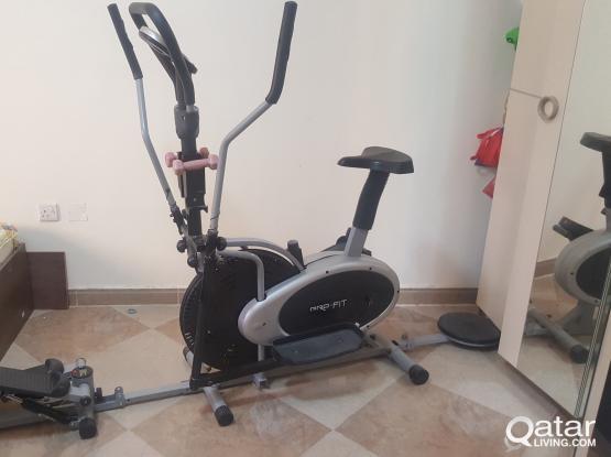 Exercise Machine / Cycle