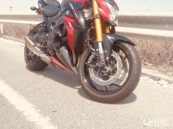 Suzuki Motorcycle GSX-R 1000 2018