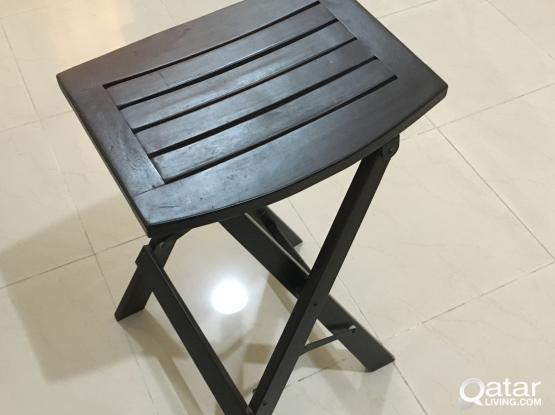 Quality wooden stool