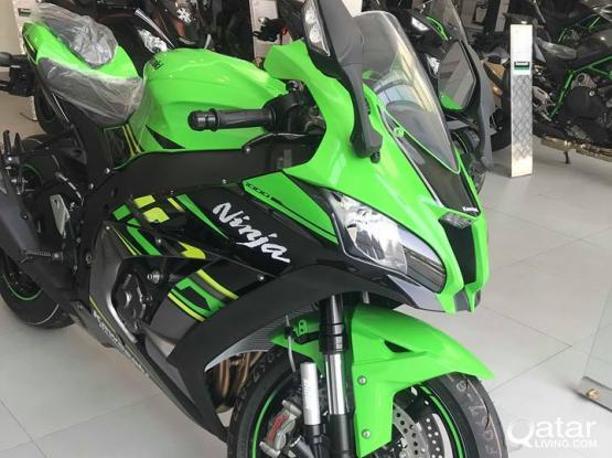 Kawasaki Z 1000 2018