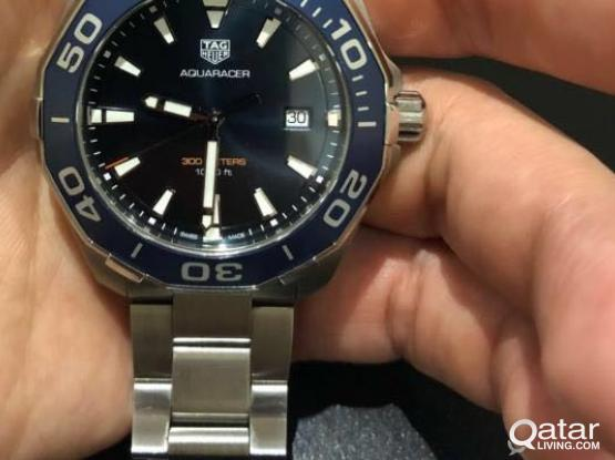 Excellent Condition Tag Heuer Aquaracer for Sale