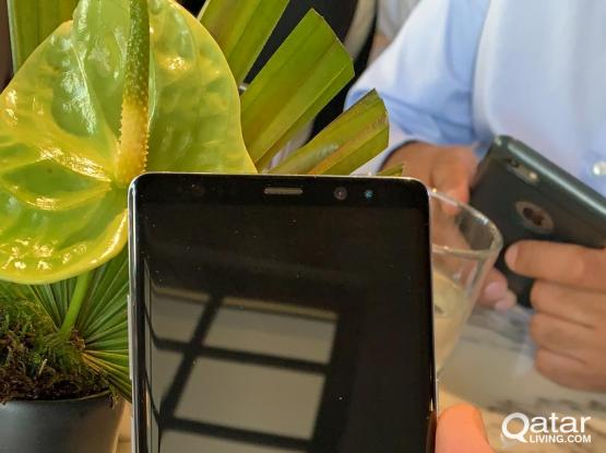 Samsung Note 8, Grey, Under Warranty