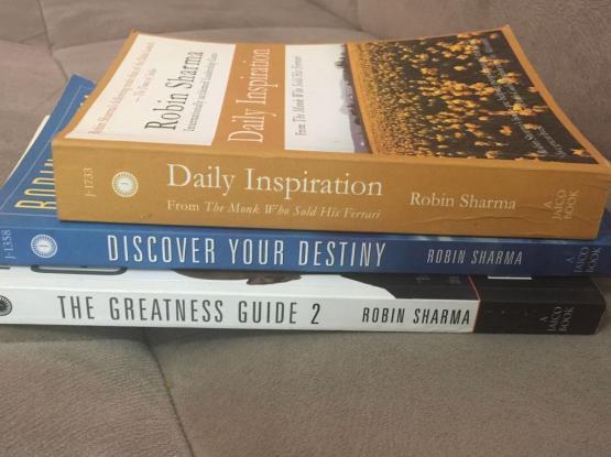 Robin Sharma Books -3