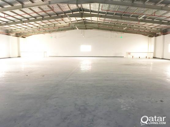 For Rent Big Warehouse at Industrial Area, St: 47