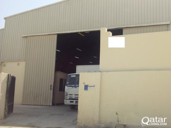 Warehouse for rent 1200 sq.m civIl defense approved