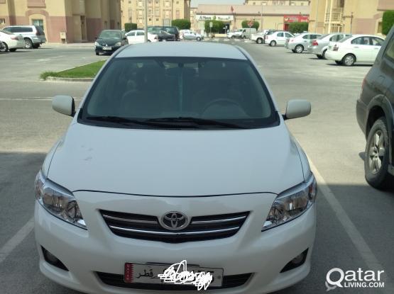 Toyota Corolla XLI 2008