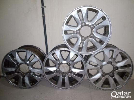Toyota Alloy Rim