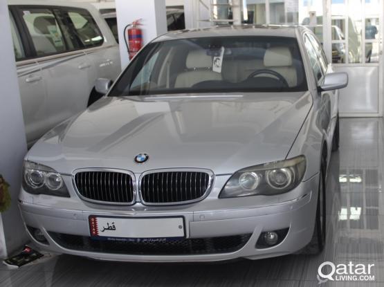 BMW 7-Series 730 Li 2008