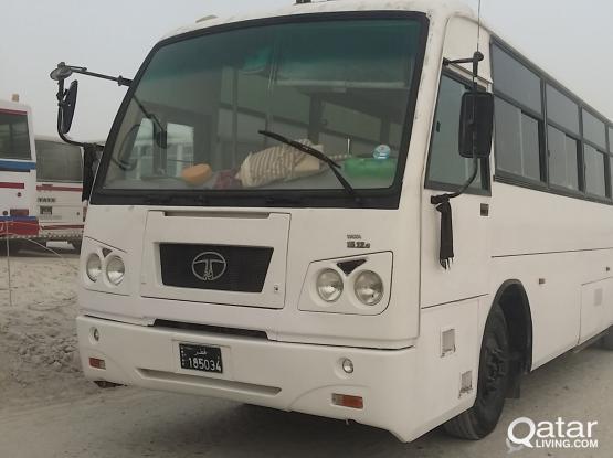 TATA Bus 2008