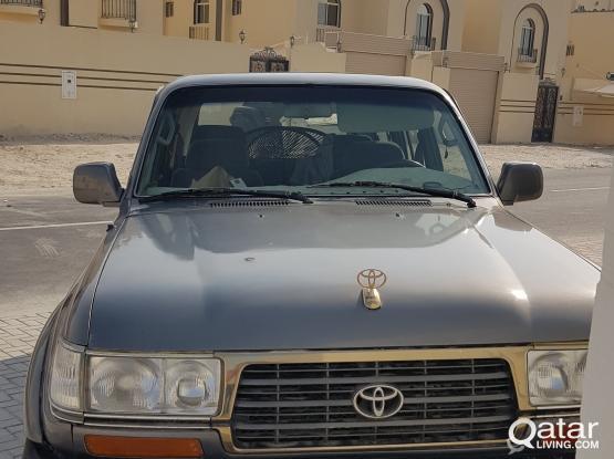 Toyota Land Cruiser VXR 1995