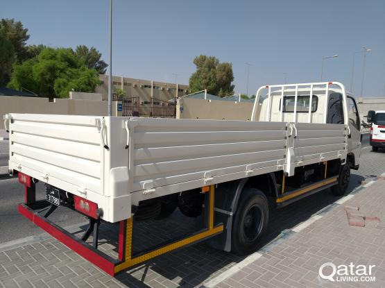 Material and Goods Transportation