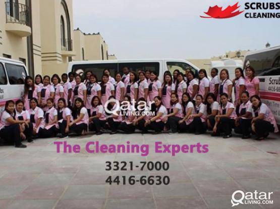 Canadian Managed Female Cleaners - 33217000