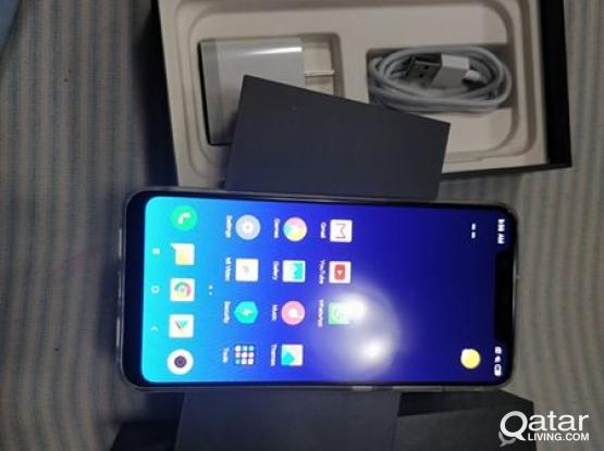 Xiaomi mi 8 128GB GLOBAL ROM same as new.