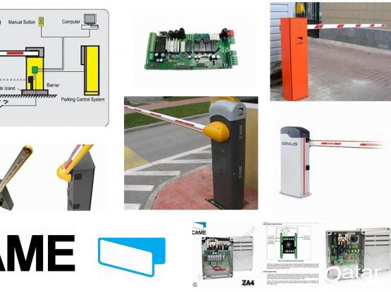 FAAC / CAME / GATE-BARRIERS / SPARE-PARTS / SUPPLIERS / MAINTENANCE