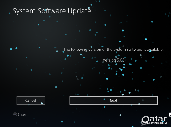 ps4 Firmware 5.07 below