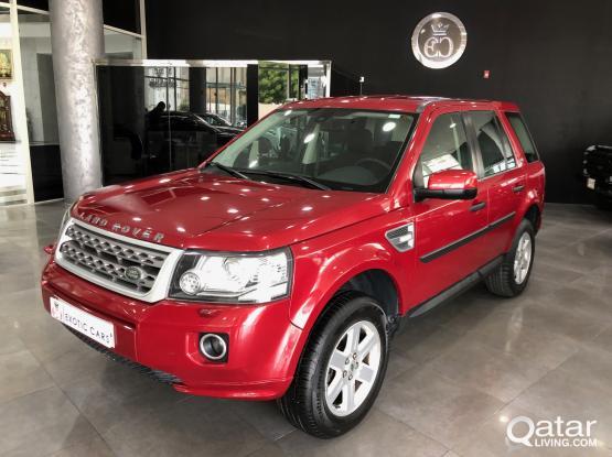Land Rover LR2 2013