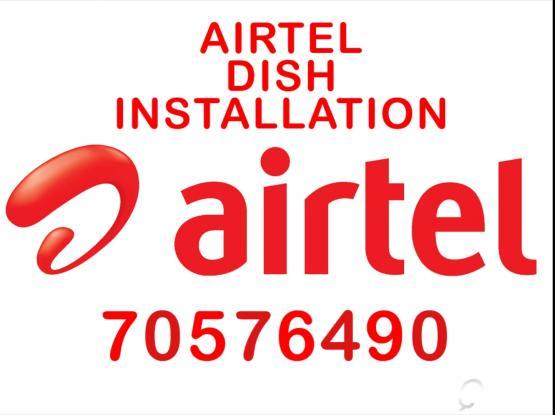 airtel dish installation70576490