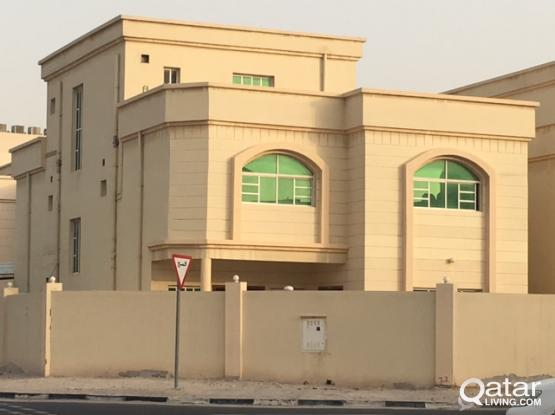 Brand New and Spacious One Bedroom Villa apartment available at Abu Hamour Behind Petrol Station